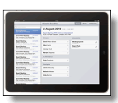 iPads in the Boardroom: ICSA launches Blueprint BoardPad