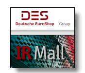 Deutsche EuroShop integrates social media into investor relations website