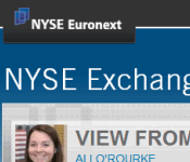 NYSE heaps scorn on earnings leak firms