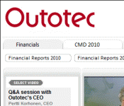 Outotec's mid-quarter CEO webcasts improve access