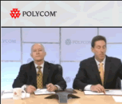 How Polycom uses social media in its quarterly reporting