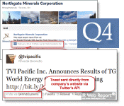 "IR websites resemble ""wire services"" as Q4 taps APIs"