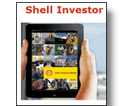 Shell launches Apple, Android apps for investors, media