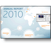 Thomson Reuters issues 1-page online annual report
